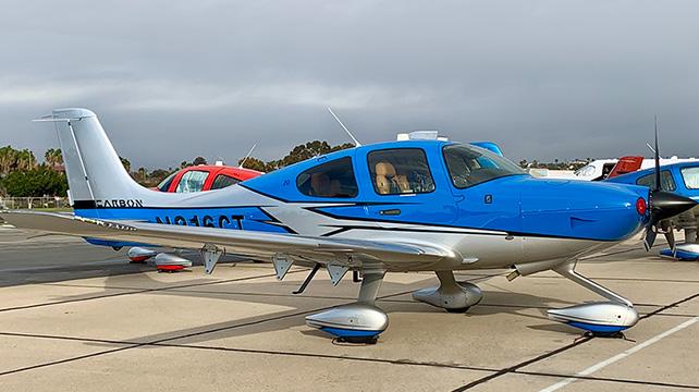 CalAir-N816CT-SR20