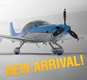 CalAir new arrival SR22
