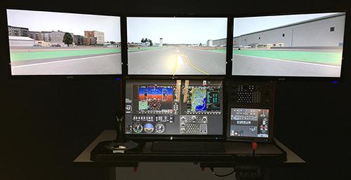 CalAir simulator